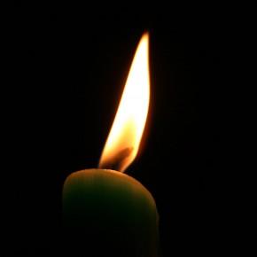 Paljenje sveća povodom 40 dana od ubistva